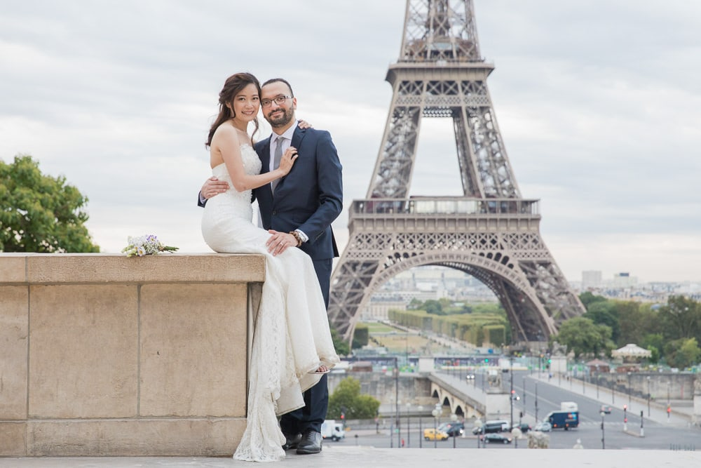 Paris Wedding Photo by Daniel - The Paris Photographer 16