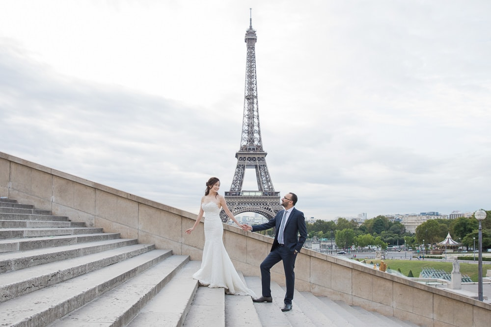 Paris Wedding Photo by Daniel - The Paris Photographer 23