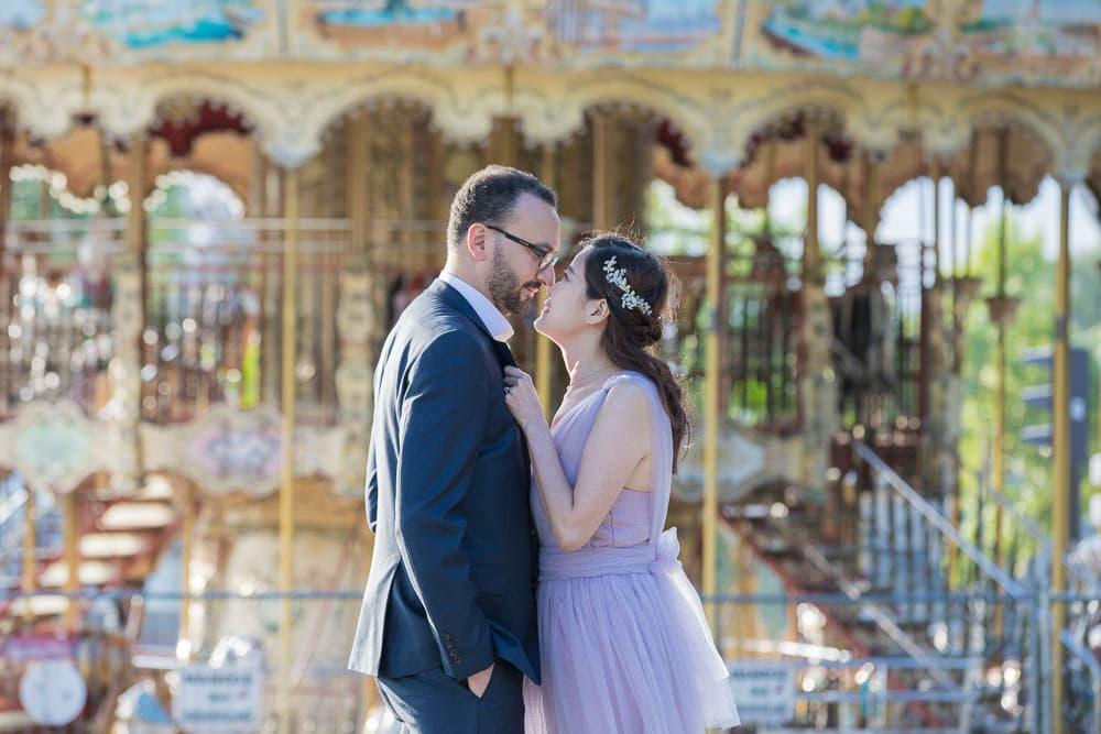 Paris Wedding Photo by Daniel - The Paris Photographer 35