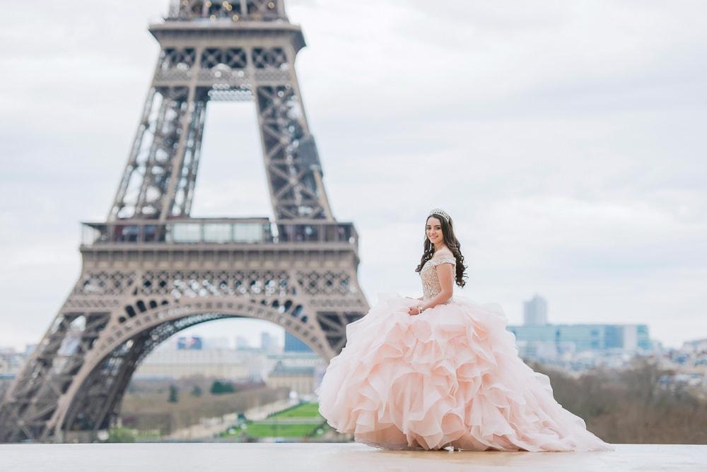 Paris quinceanera - Paris quince
