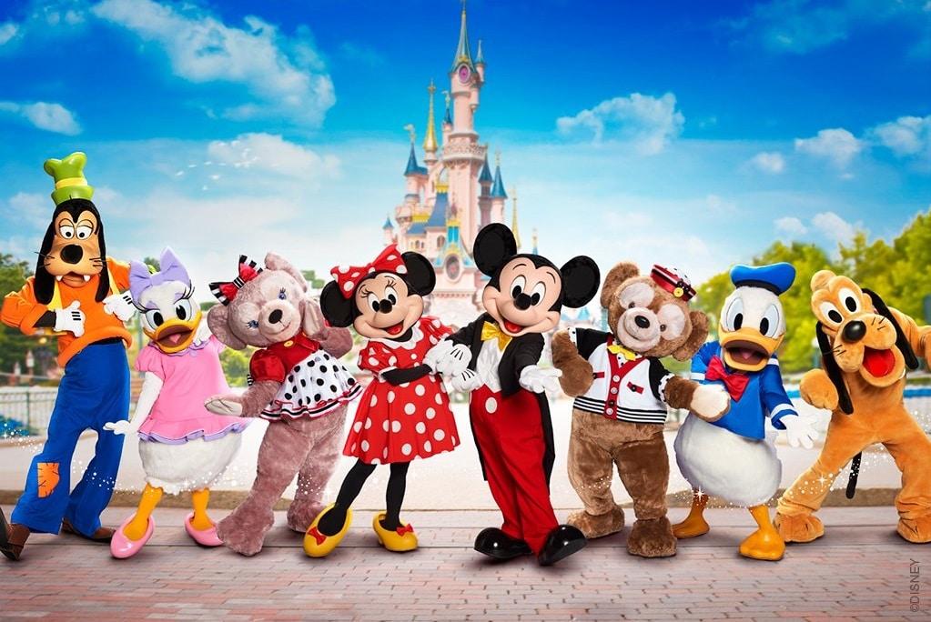 Disneyland Paris - Fun things to do in Paris with kids