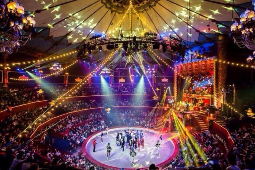 cirque bouglione paris