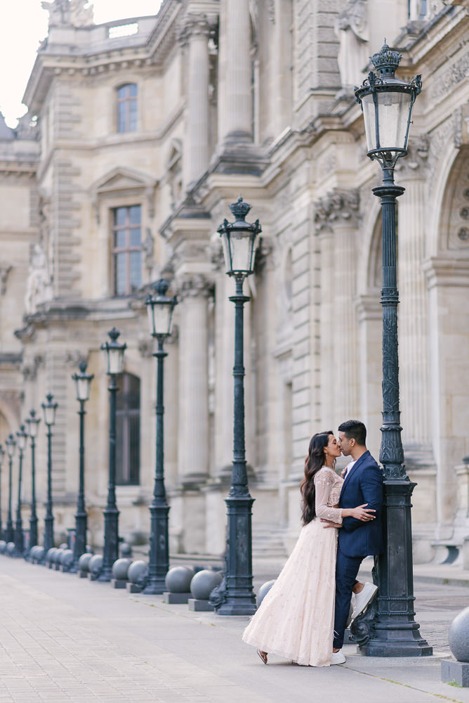 Paris engagement photographer 2020