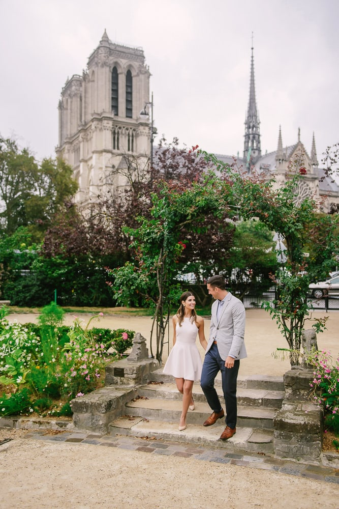Photo of Paris 2019 - Notre Dame Cathedral couples photography