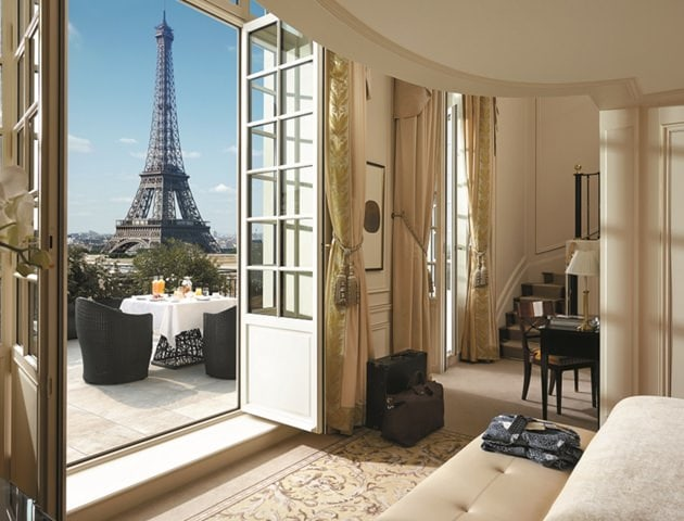 Shangri La Paris - Luxury Hotel near Trocadero Paris France