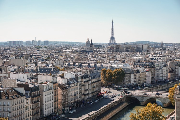 Is traveling to Paris now possible?