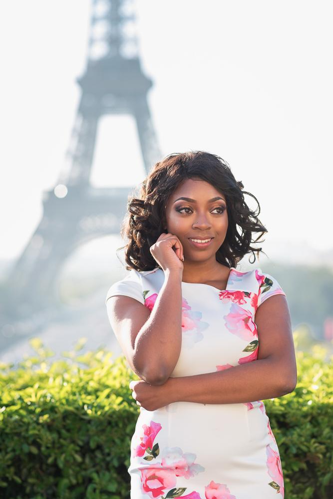 Graduation photos in Paris 13