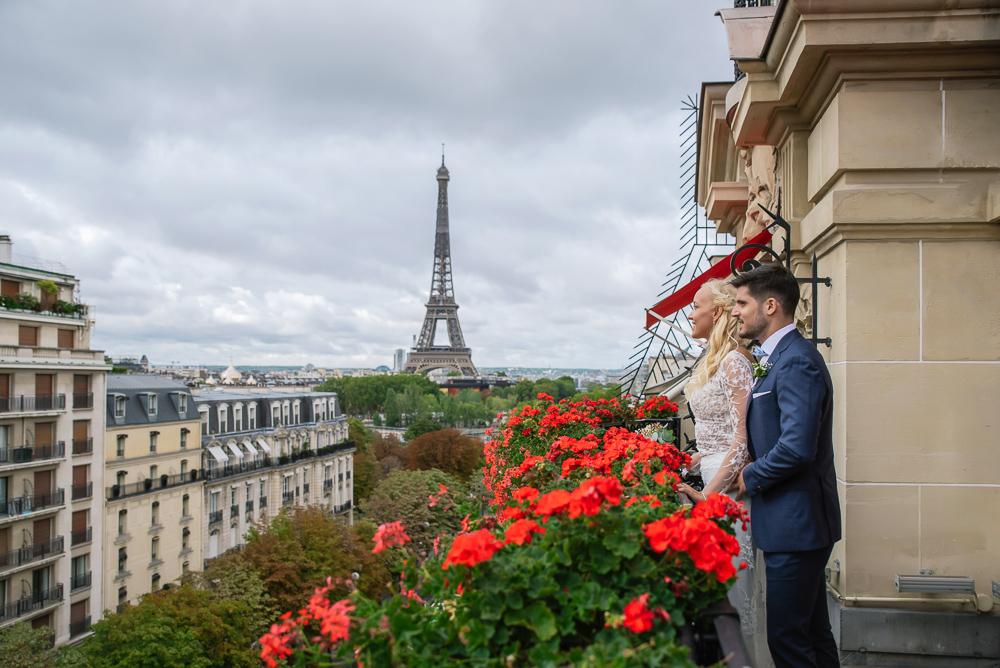 Paris France elopement 105