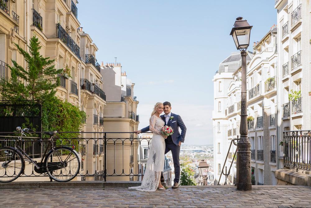 Paris France elopement 34