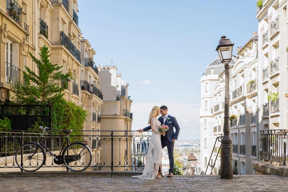 Paris France elopement 36