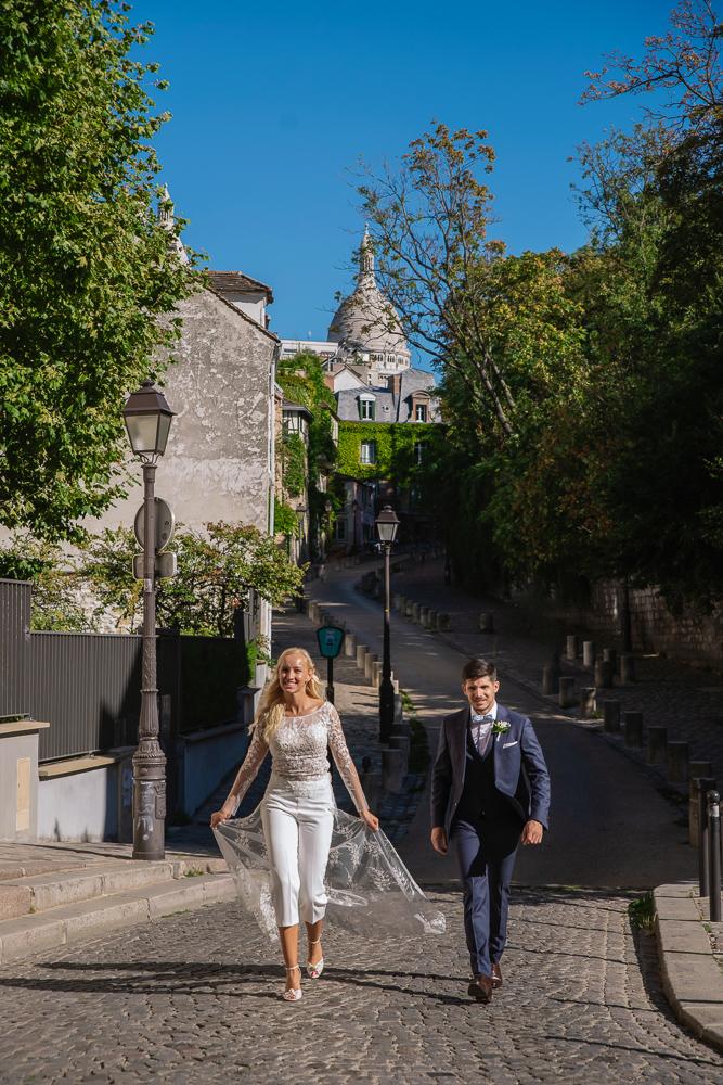 Paris France elopement 42