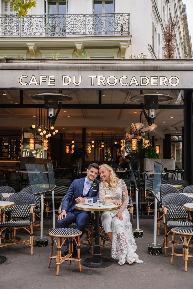 Paris France elopement 56