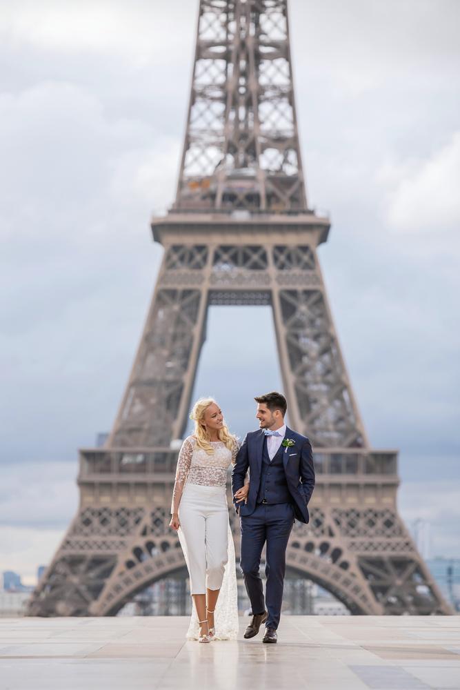 Paris France elopement 61