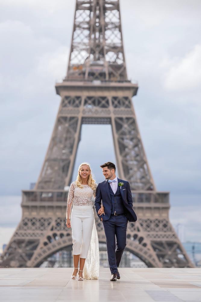Paris France elopement 62