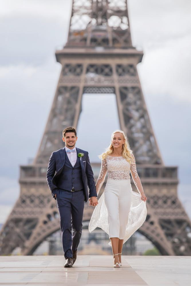 Paris France elopement 64
