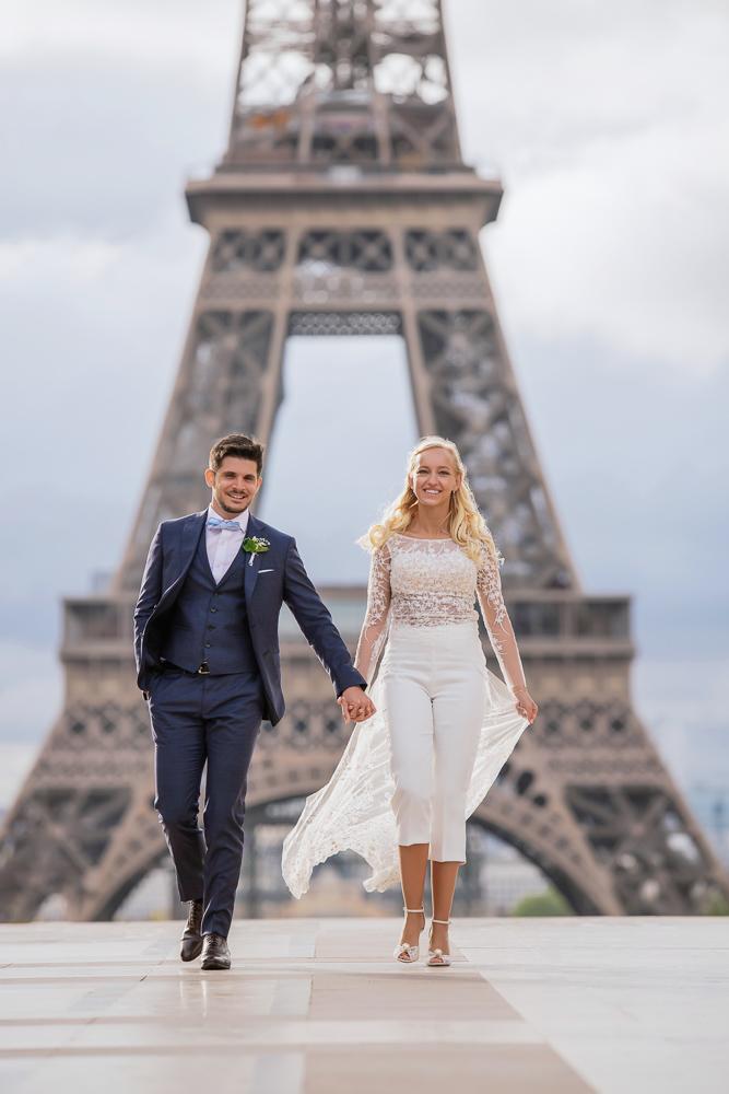Paris France elopement 65