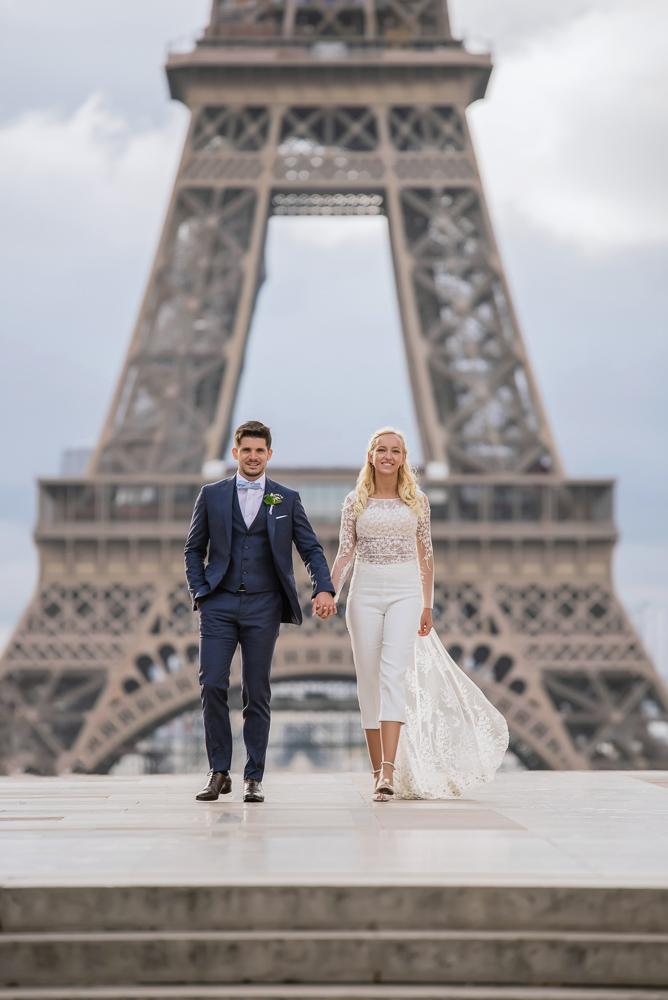 Paris France elopement 68
