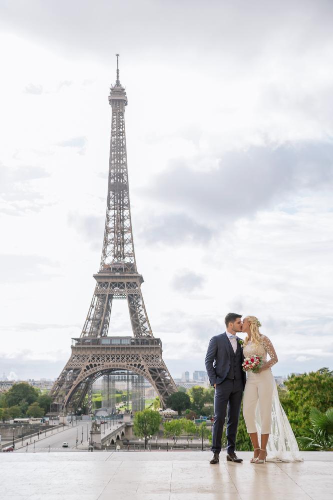 Paris France elopement 70