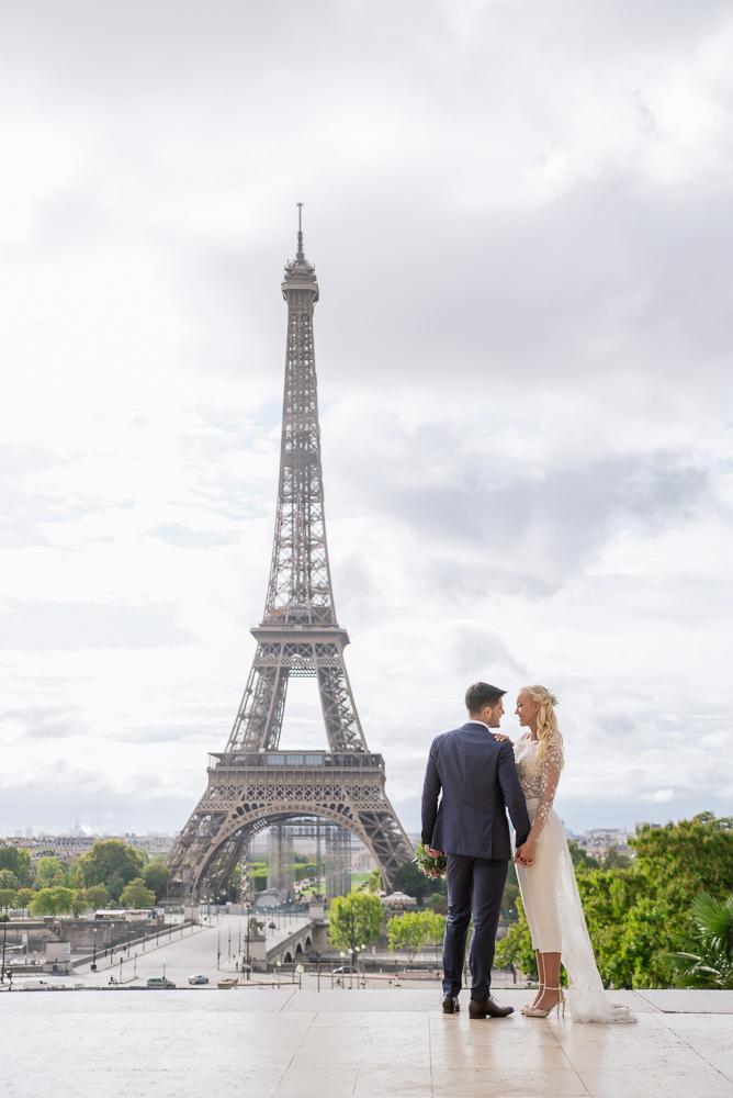 Paris France elopement 71