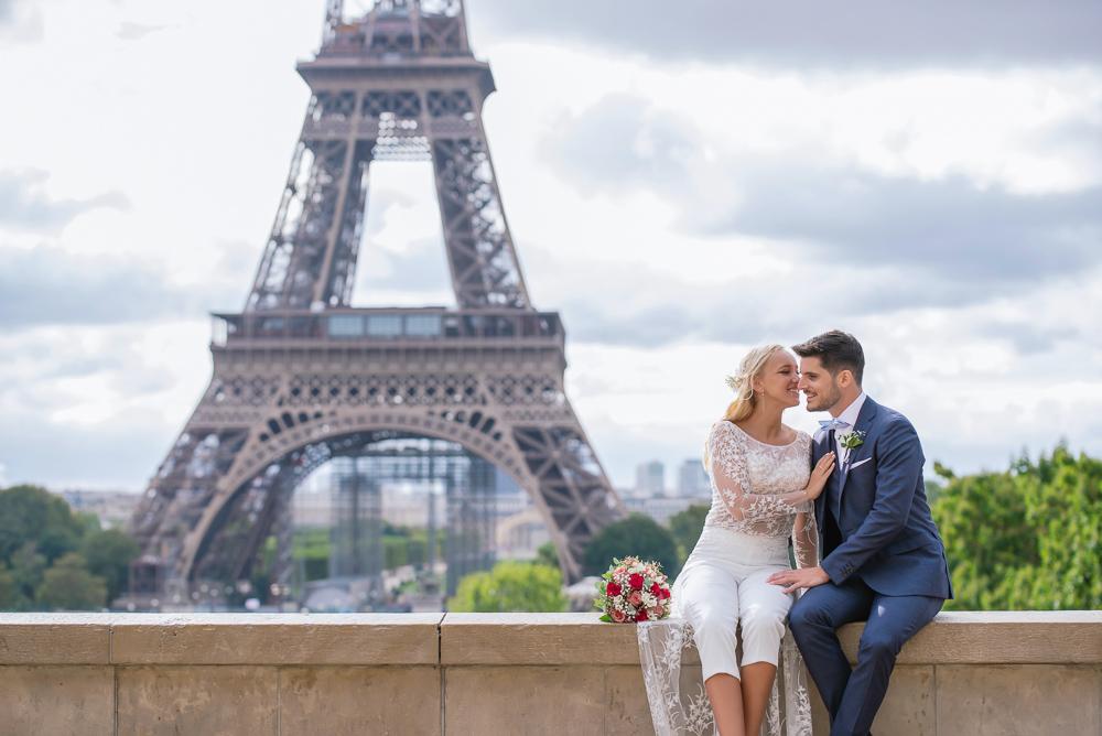 Paris France elopement 84