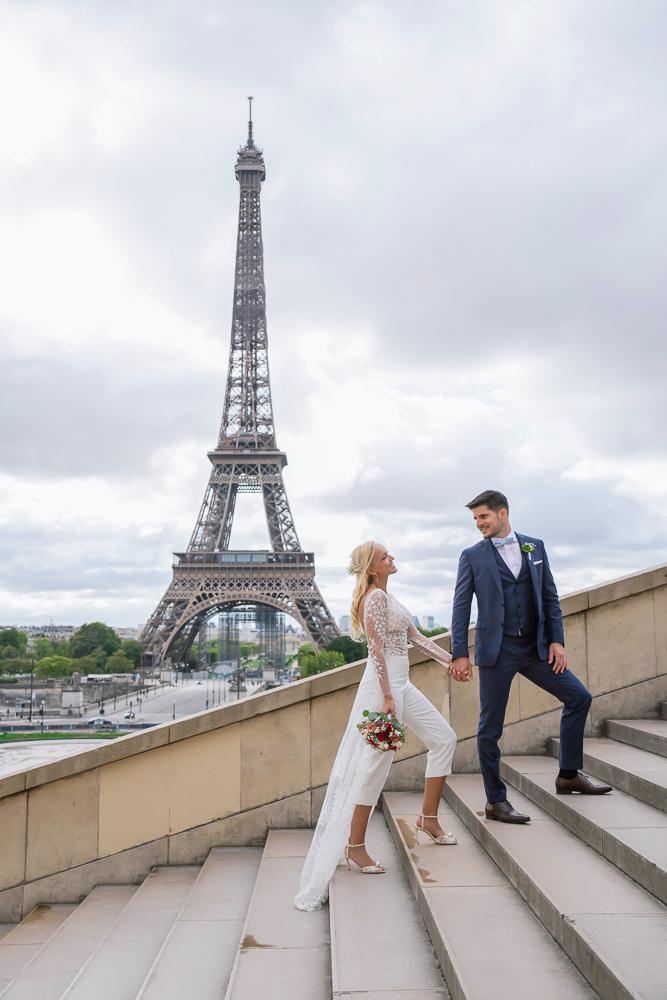 Paris France elopement 87