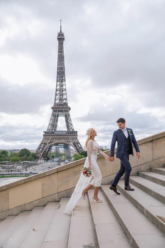Paris France elopement 88