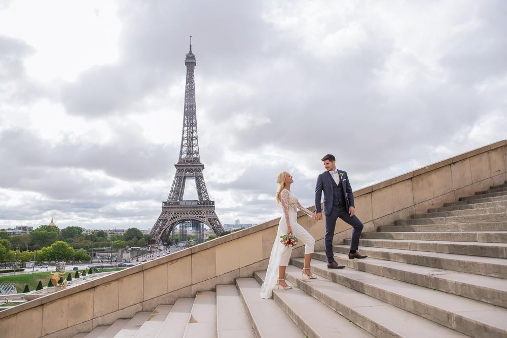 Paris France elopement 89