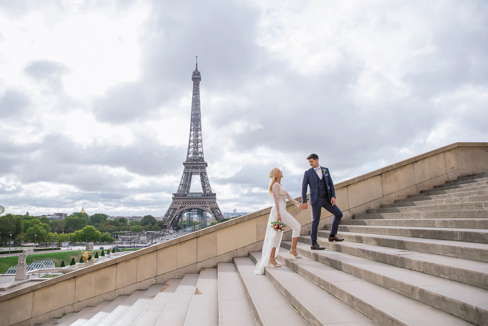 Paris France elopement 90