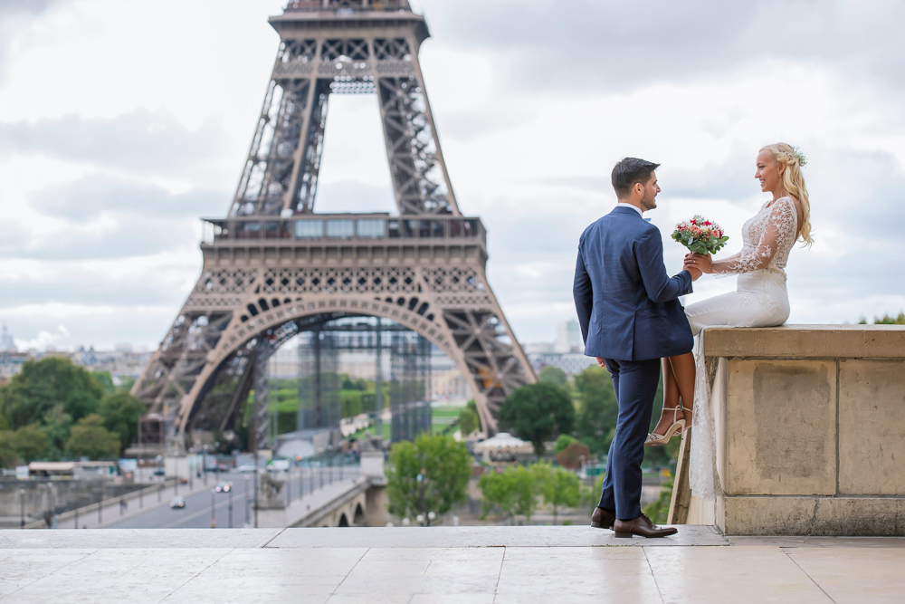 Paris France elopement 98