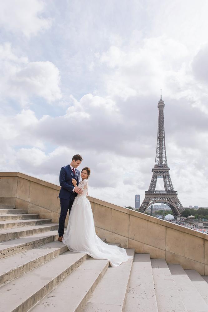 Paris prewedding photos 12