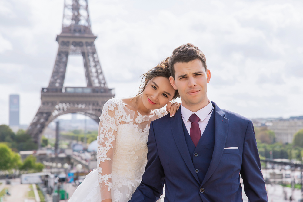 Paris prewedding photos 14