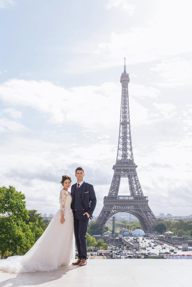 Paris prewedding photos 2