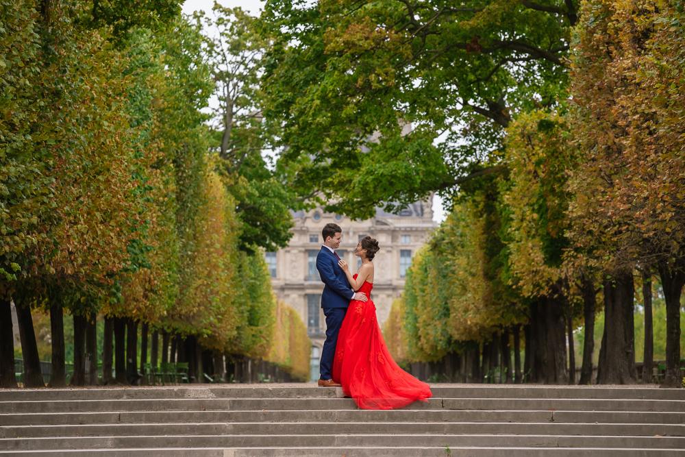 Paris prewedding photos 50