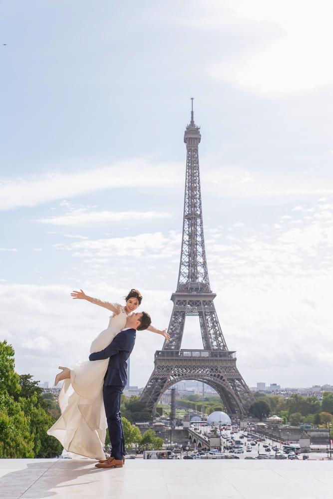 Paris prewedding photos 7