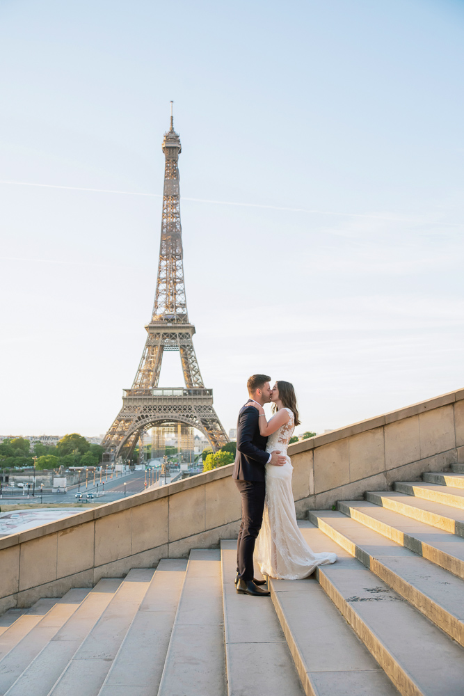 Wedding photoshoot in Paris by Pierre 31