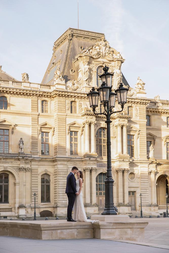 Wedding photoshoot in Paris by Pierre 49