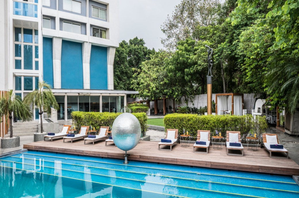 THE Park New Delhi - 5 Star Luxury Boutique Hotel in India