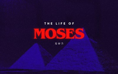 The Life of Moses: Week 2