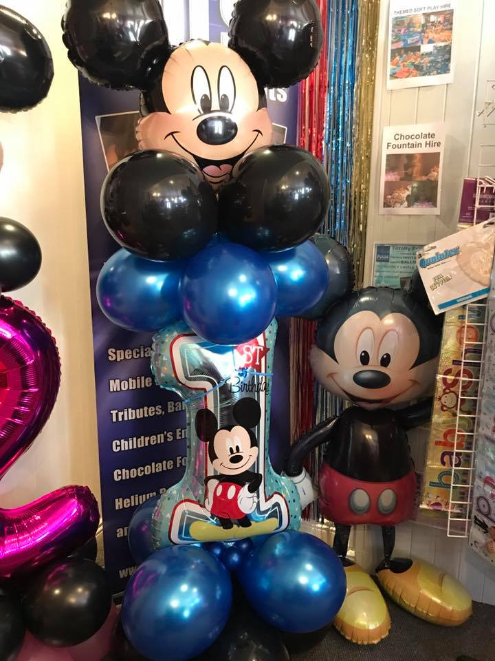 The Party And Balloon Shop Balloon Clusters For All