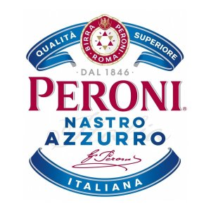 Peroni Nastro Azzurro By The Keg