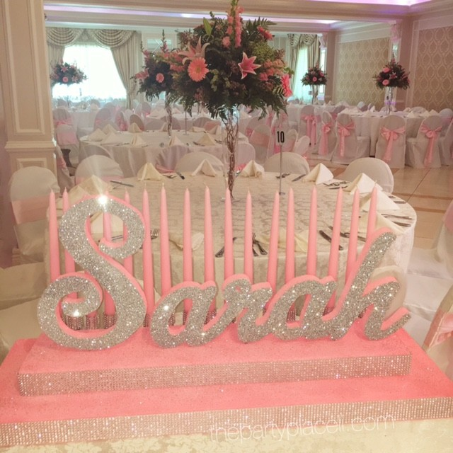 Center Table Wedding Decoration