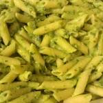 Creamy Avocado Penne (or pasta of choice)