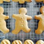 Gingerbread – Mix and Bake Method