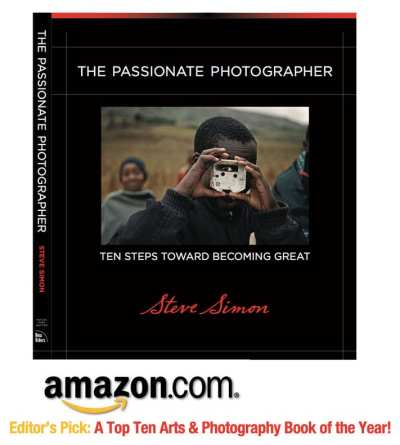 The Passionate Photographer Book