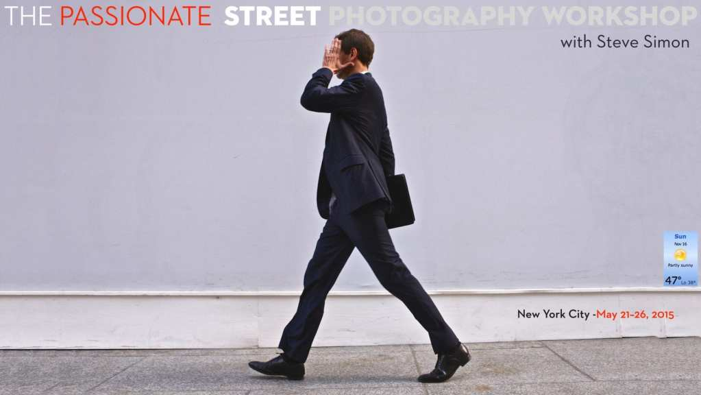 Street Photography Workshop NYC May 21-26, 2015 Sold Out – That's A Wrap!