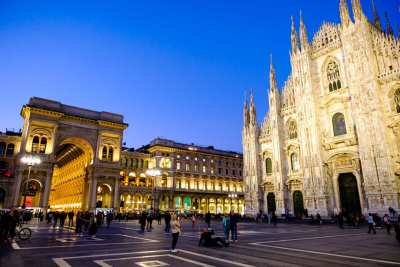 The Passionate Street & Urban Photography Workshop Milan: March 31-April 5, 2018