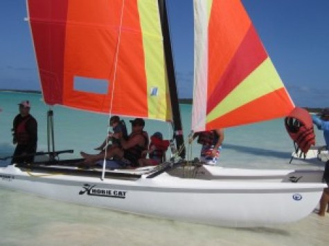 Cuba Catamaran