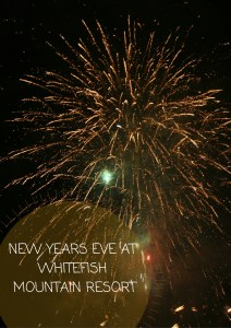 New Years Eve at Whitefish Mountain Resort