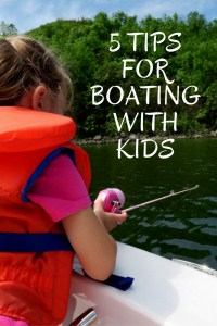 5 Tips for Boating with Kids