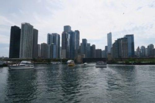 Chicago River 3
